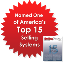 Named One of America's Top 15 Sales Systems